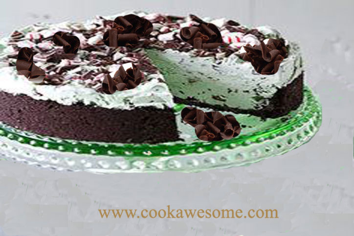 Ice-Cream Cake Recipe
