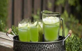 Cucumber Lemonade Drink