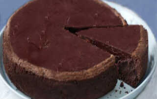 Chocolaty Mud Pie Recipe