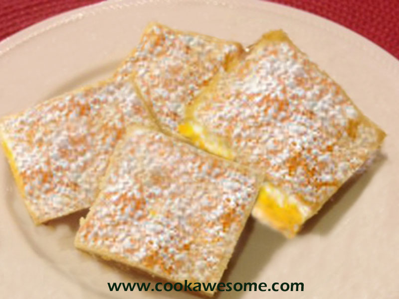 Lemon Square Recipe