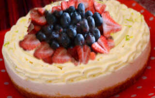 Vanilla Ice Cream Cake Recipe