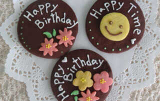 Birthday Biscuits Recipe