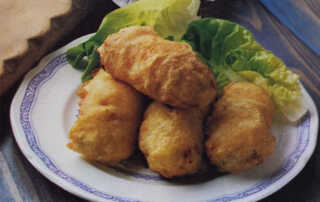 Healthy Chicken Fritters Recipe