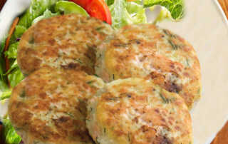 Salmon Fish Cake Recipe