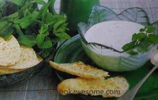 Yogurt Cucumber Soup Recipe