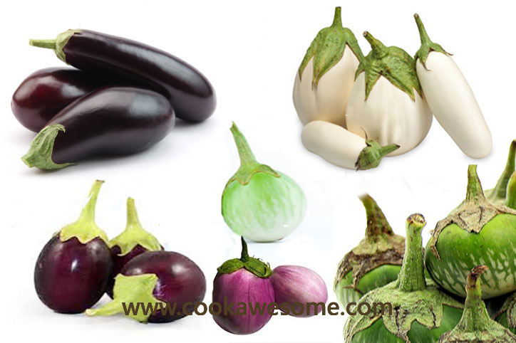 Aubergine, Eggplants, Vegetable
