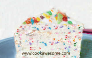 Funfetti Ice Cream Cake Recipe