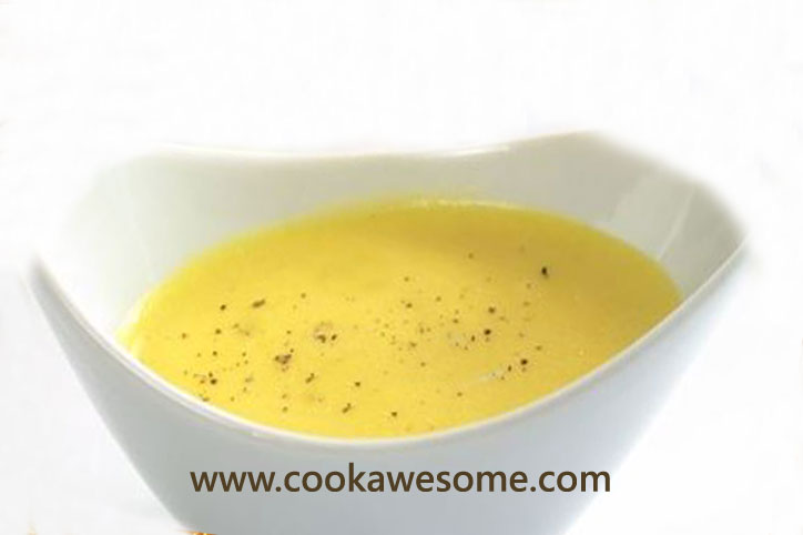 Lemon Sauce with Tarragon