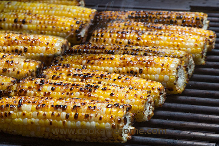 Barbecued Corn Recipe