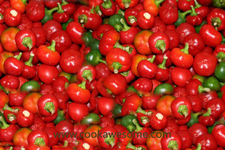 Cherry Peppers